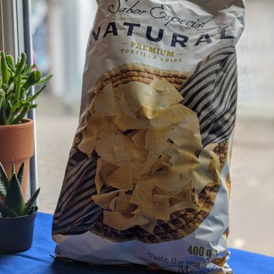 Natural Premium tortilla chips